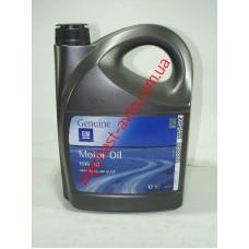Масло GM 10W-40 полусинтетика 5L