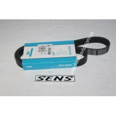 Ремень генератора Сенс с кондиционером 6PK1045
