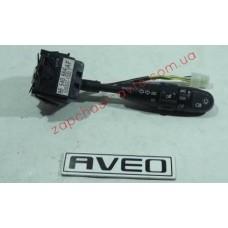 Переключатель света+противотуманных фар Aveo OEM 96806619